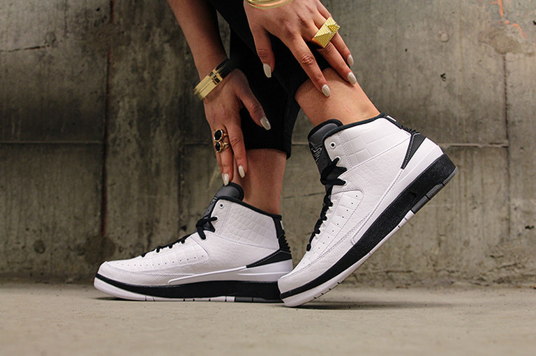 AIR JORDAN 2 RETRO BG WING IT