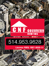 Company CNF Roofing in Montreal QC